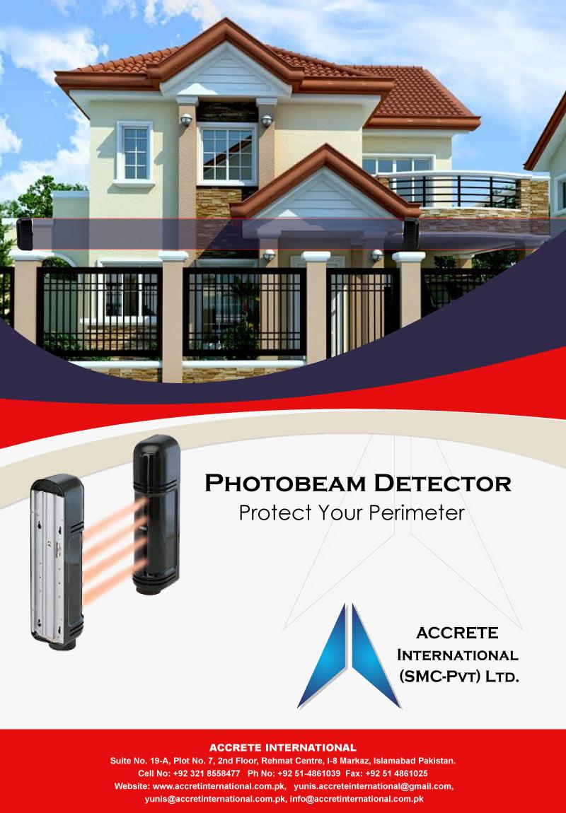 Photobeam-detector