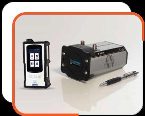 Raman-Spectrometer-System